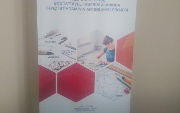 Endüstriyel Tasarım Alanında Genç İstihdamın Artırılması Projesi